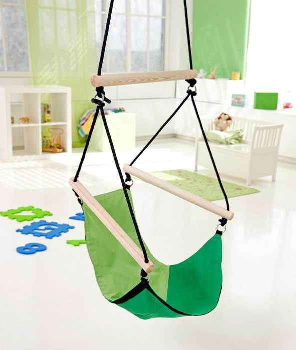 Amazonas Kids Swinger Green hangstoel kind
