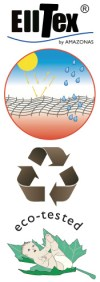 Logo Elltex & Recycle & Eco-tested