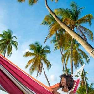 Amazonas Barbados Acerola hangmat zonder spreidstok