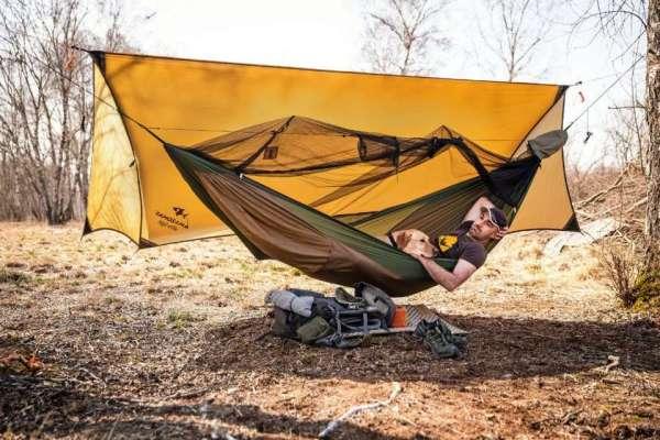 Amazonas Adventure Wing Tarp