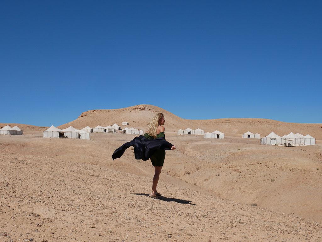 marrakesh desert camp