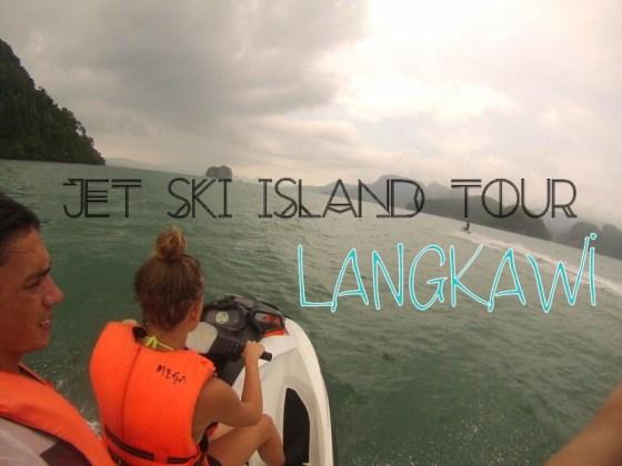 langkawi jet ski tour