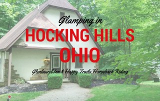 Glamping in Hocking Hills