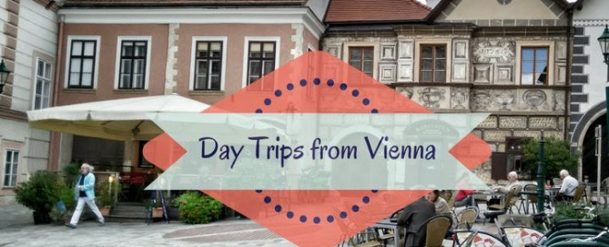 4 Day Trips from Vienna to Cute Villages