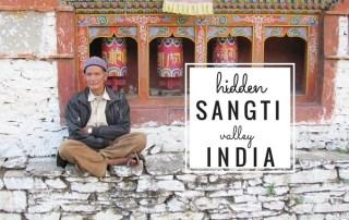 Secret Little Sangti Valley in NE India