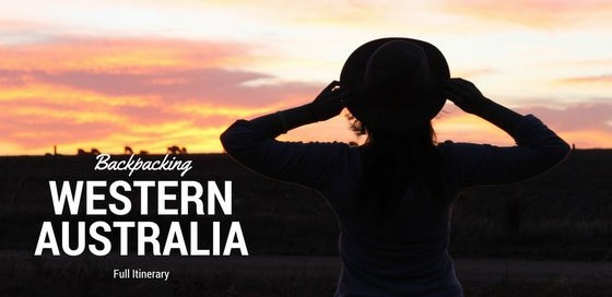 3 Week Guide to Backpacking Western Australia