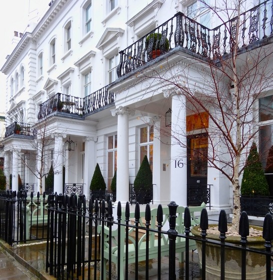 Luxury Guide to South Kensington