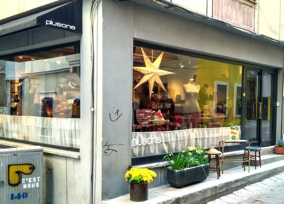 Best Boutiques in Istanbul janset bilgin