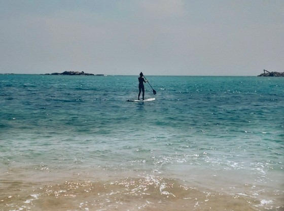 Adventure in Unawatuna SUP