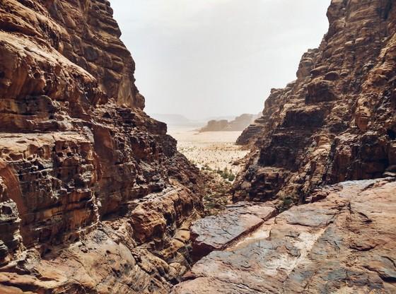 safari wadi rum