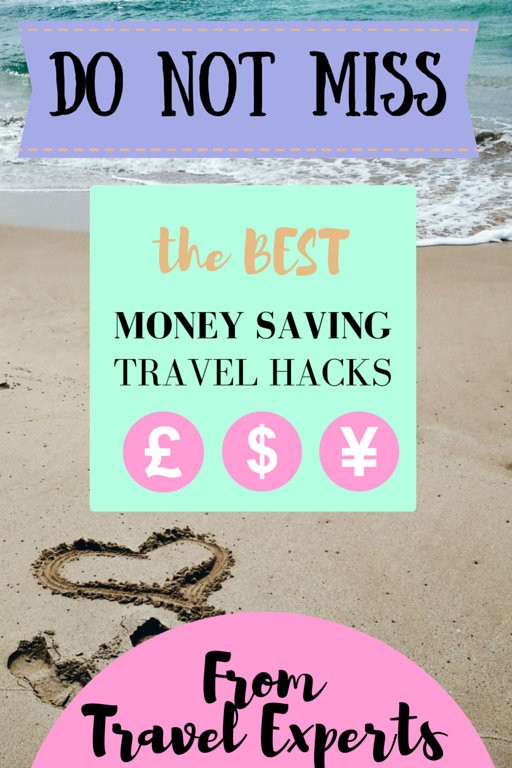 BEST Tips for Saving Money While Traveling