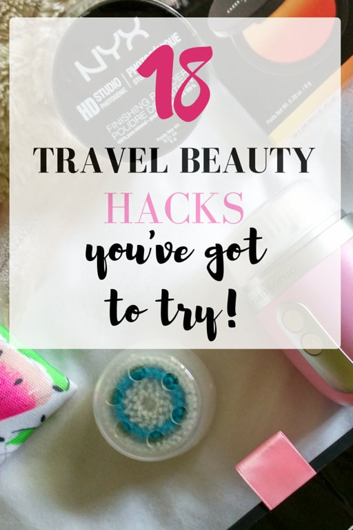 18 Travel Beauty Hacks You Have to Try - Hippie in Heels   512 x 768 jpeg 56kB