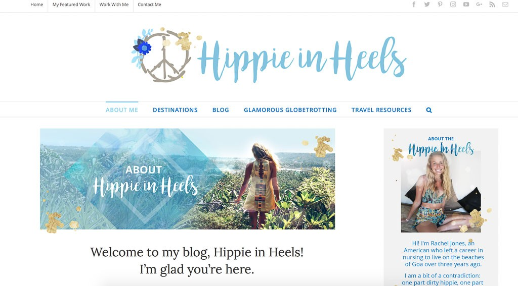 hippie in heels new theme