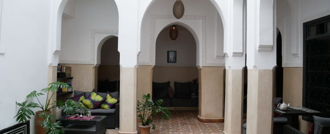 Riad Star Review, Marrakesh, Morocco