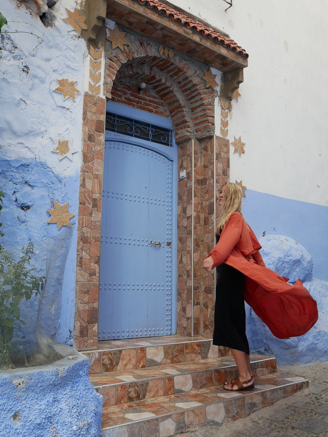 how to get to chefchaouen morocco