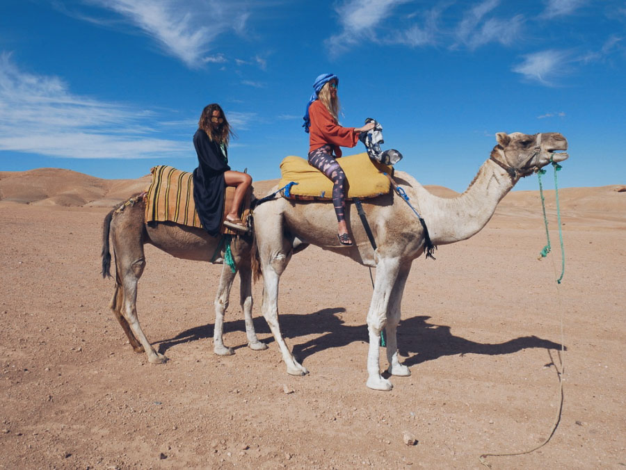 Moroccan Desert Experience Closer to Marrakesh