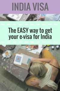 Indian Visa Application | How To Get India 30 Day E-Tourist Visa On Arrival The Easy Way