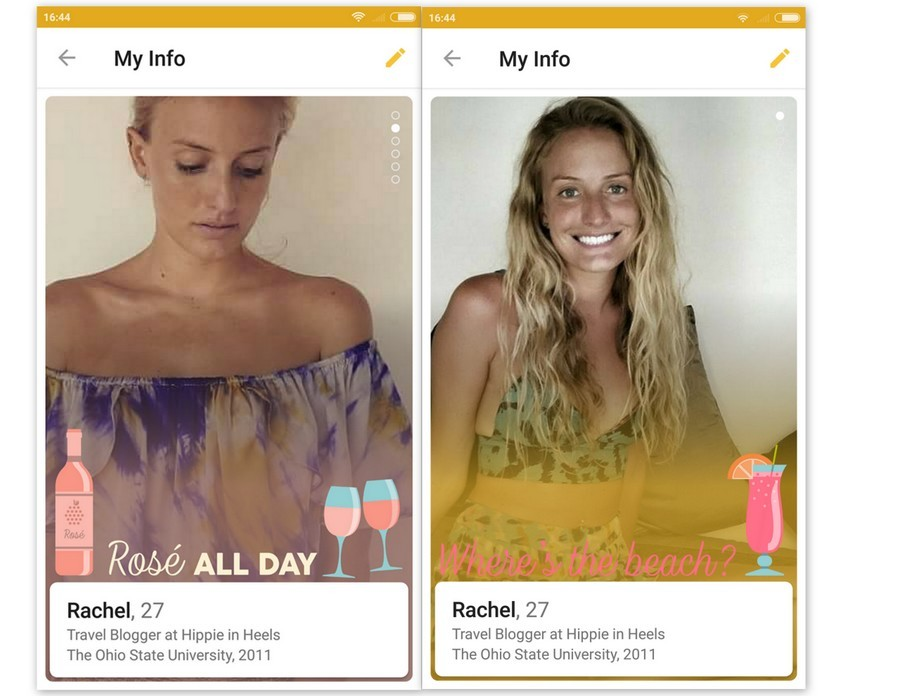 dating website bumble Bumble, the popular dating app where girls make the first move, has released an update that may turn the dating app world on its head the new feature, called bff, essentially lets users use the same swiping and matching algorithms for friendship instead of dating here's how it works: after.