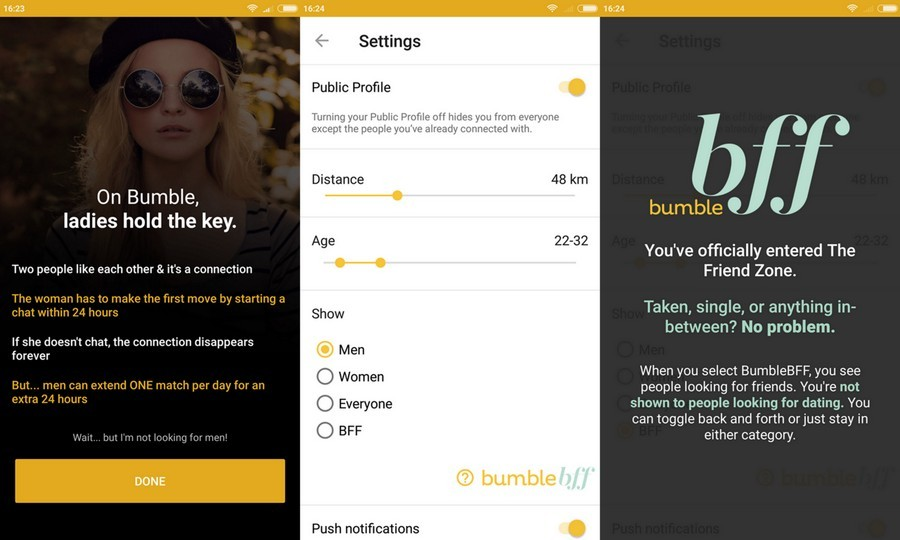 Using Bumble BBF App to Meet New Friends While Traveling