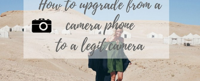 Switch from Taking Photos With Your Phone to Epic Shots With the Perfect Camera