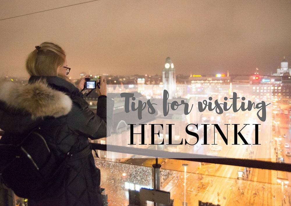 tips for visitng helsinki