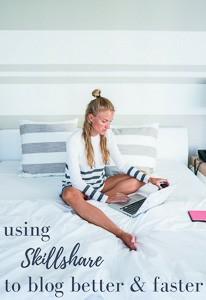 skillshare for bloggers