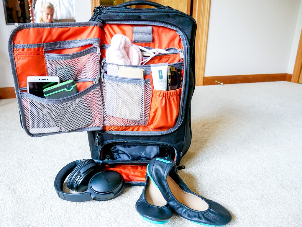 Review of the eBags Professional Slim Laptop Backpack