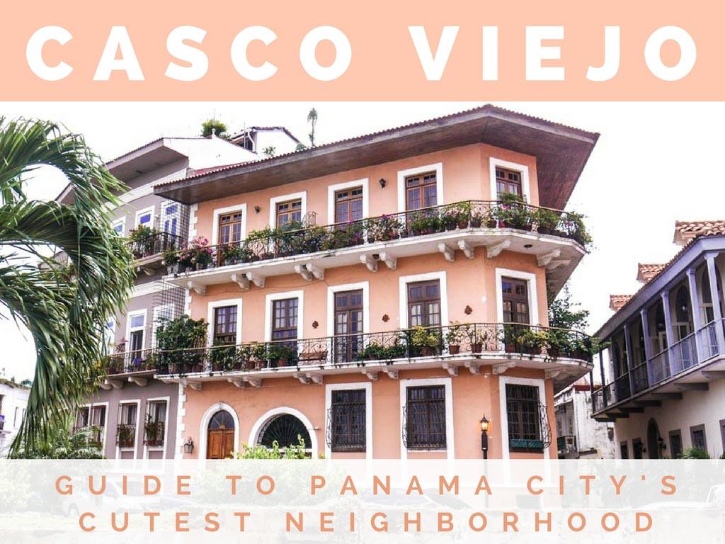 Casco Viejo guide cover
