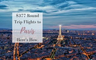 Next Vacay Paris