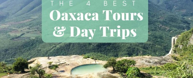 Day Trips from Oaxaca tours