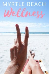 Here's Why You Should Consider A Wellness Retreat at Myrtle Beach