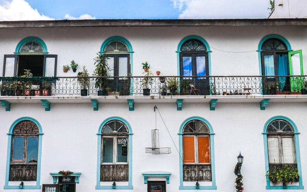 casco viejo building