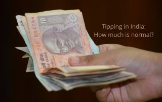 Tipping in India: how much is average?