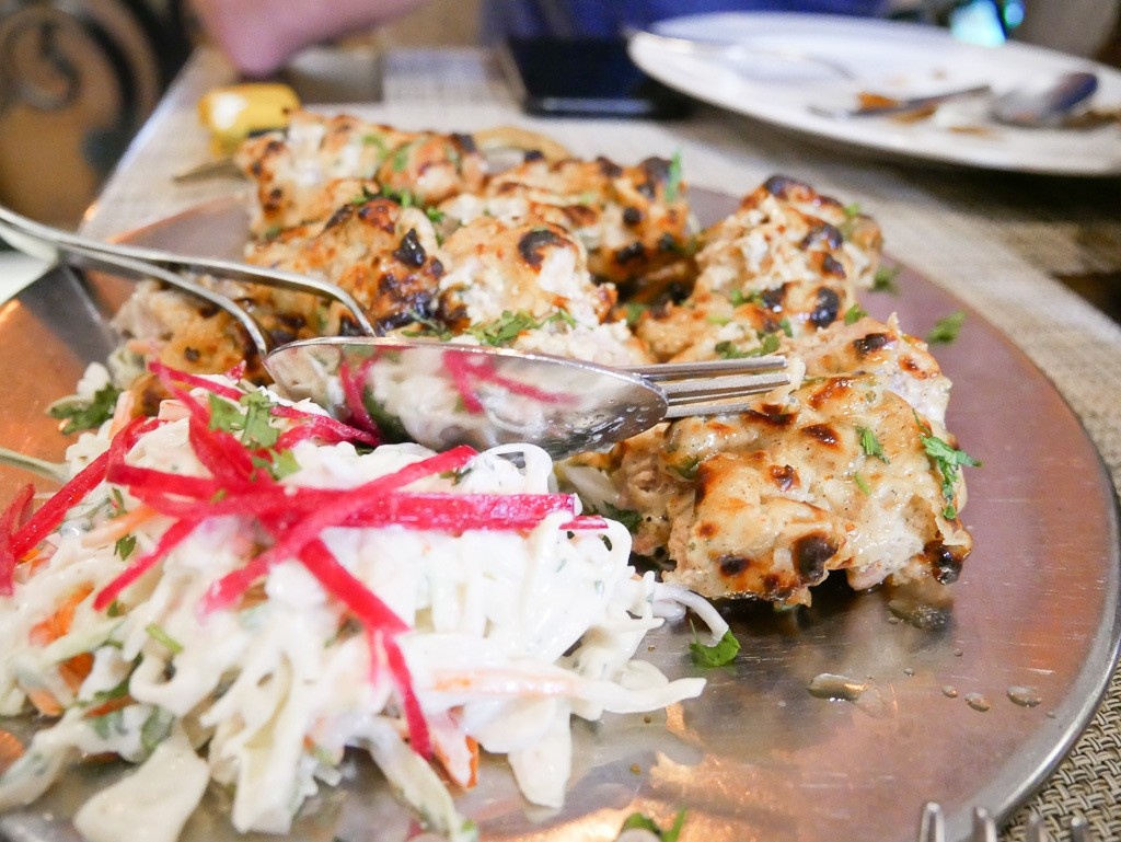 The best indian dishes to try while traveling india hippie in heels goan fish thali copperleaf i live for this meal forumfinder Images