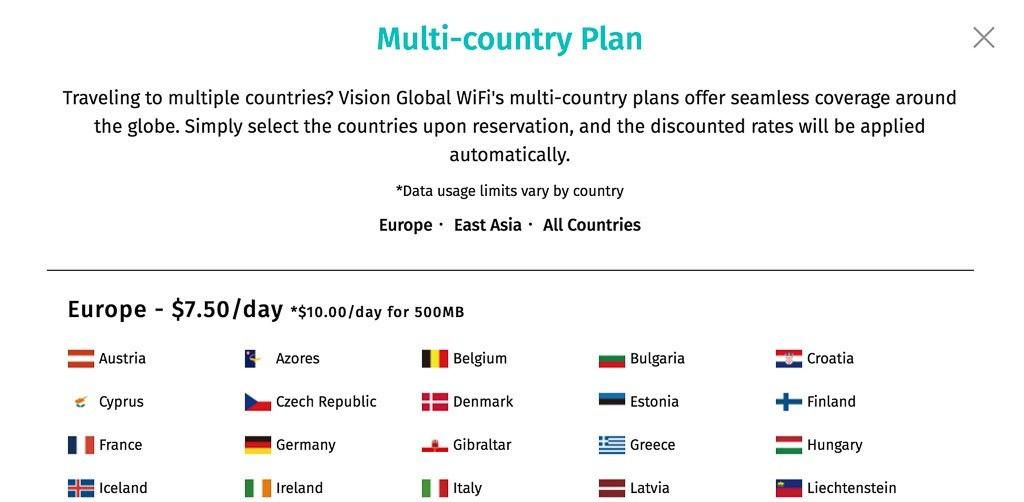 Vision Global WiFi Review - International Pocket WiFi