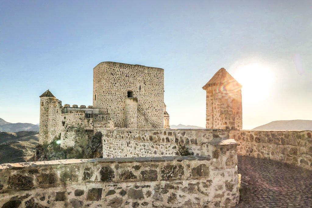 olvera castle