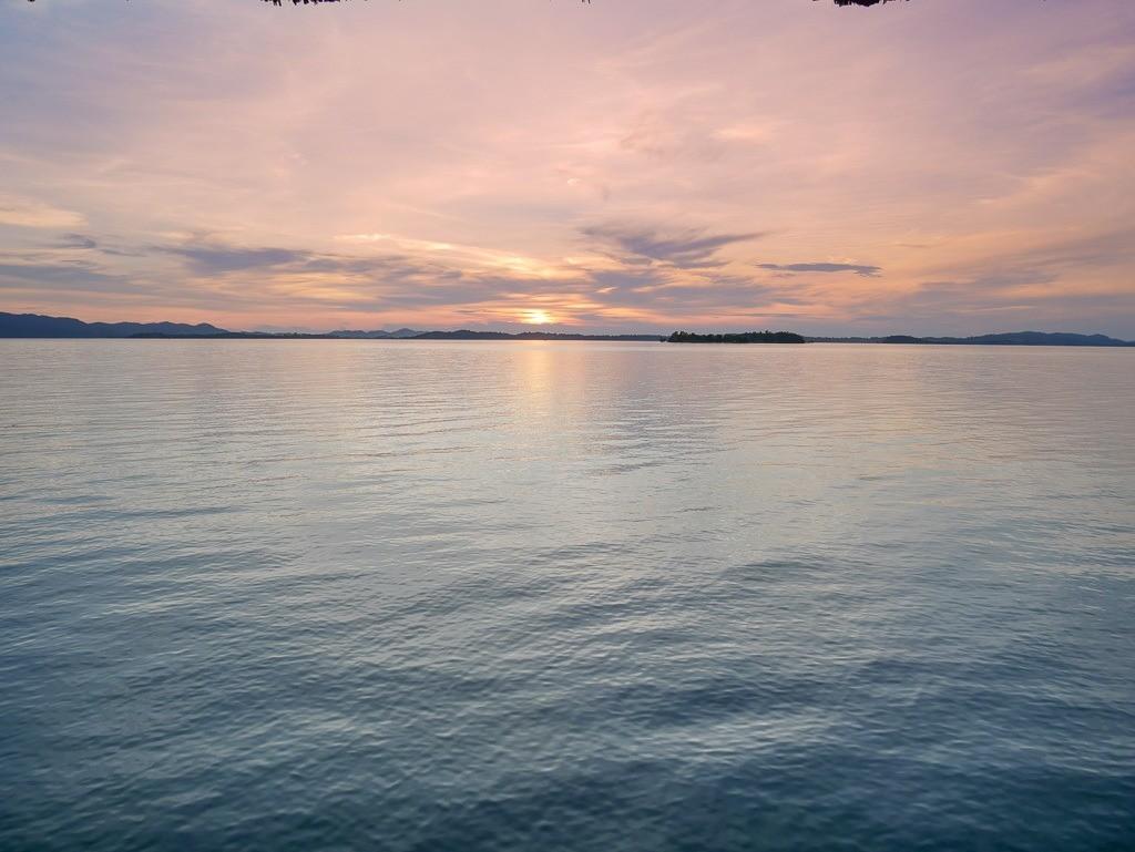 telunas island