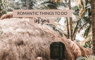 9 Romantic things to do in Goa