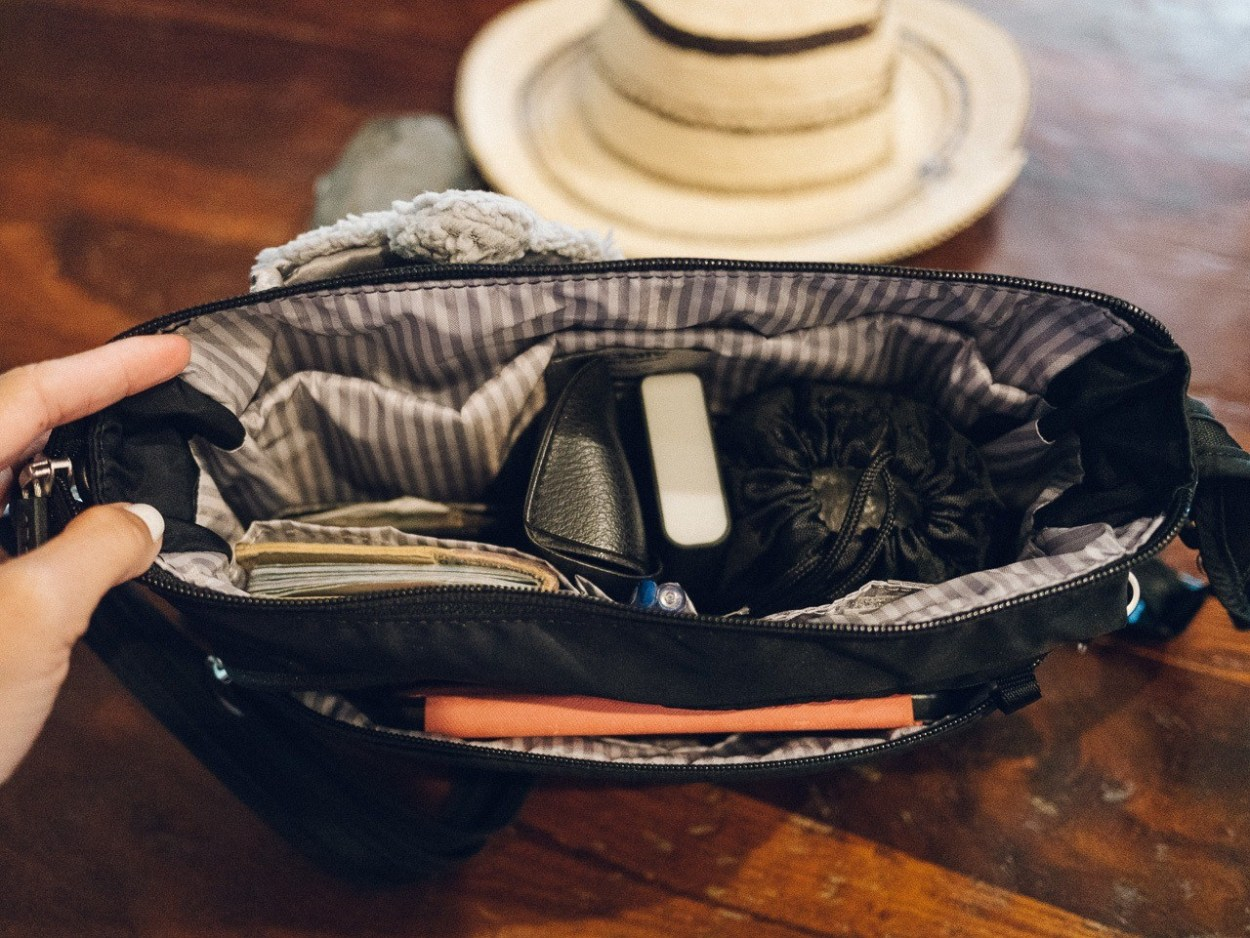 Ebags Anti-Theft Purse Review