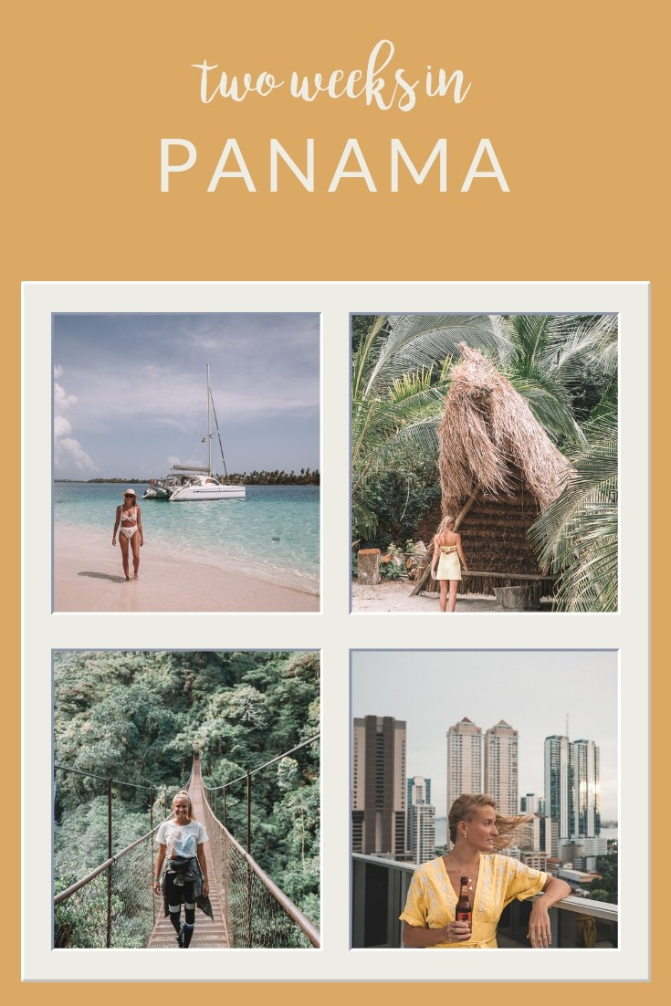 Perfect Panama Itinerary for Two Weeks