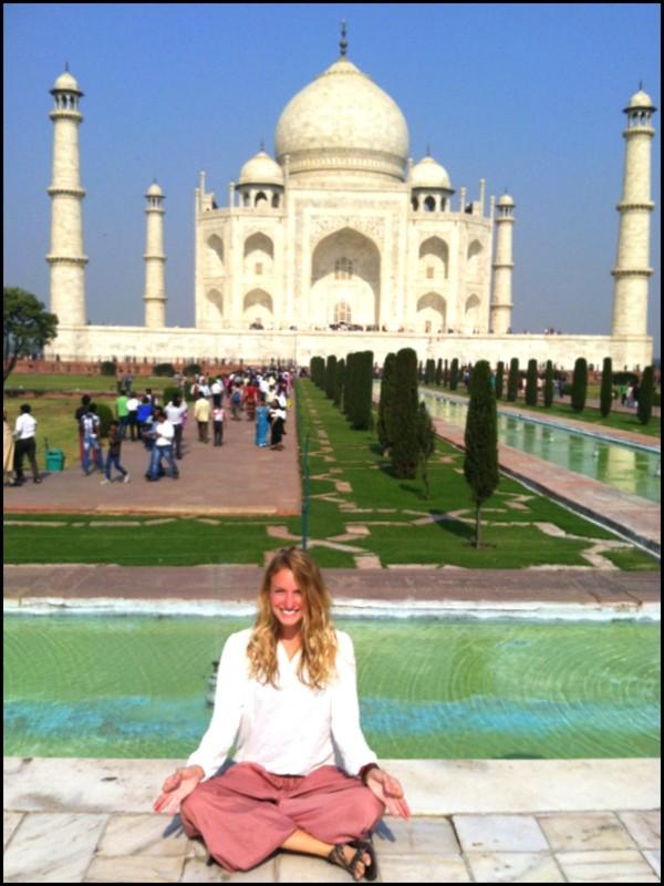 backpacking india budget, Taj Mahal Agra travel tips