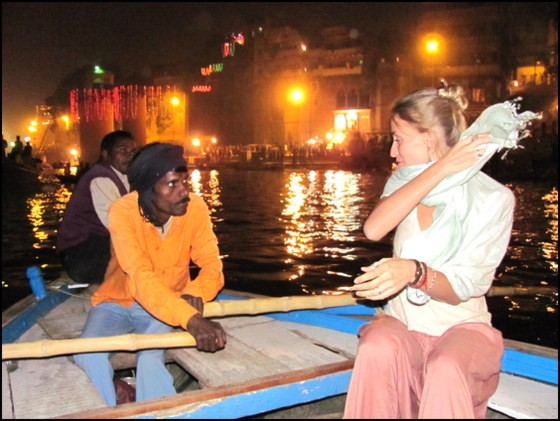 Varanasi Travel Tips Ghats India
