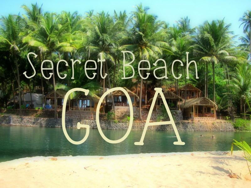 private secret beach resort in goa