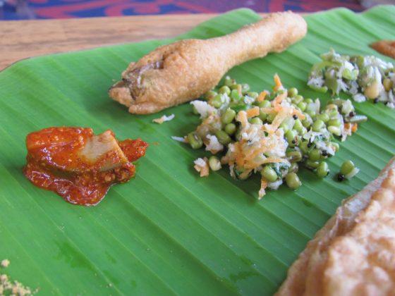 guide to south indian food mirchi bajji