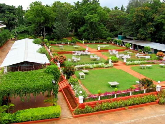 green hotel mysore