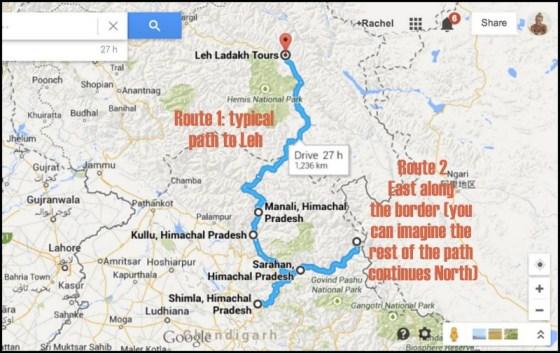Lost on the Dangerous Roads of Himachal Pradesh- Hippie in Heels