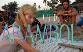 guide to arambol goa