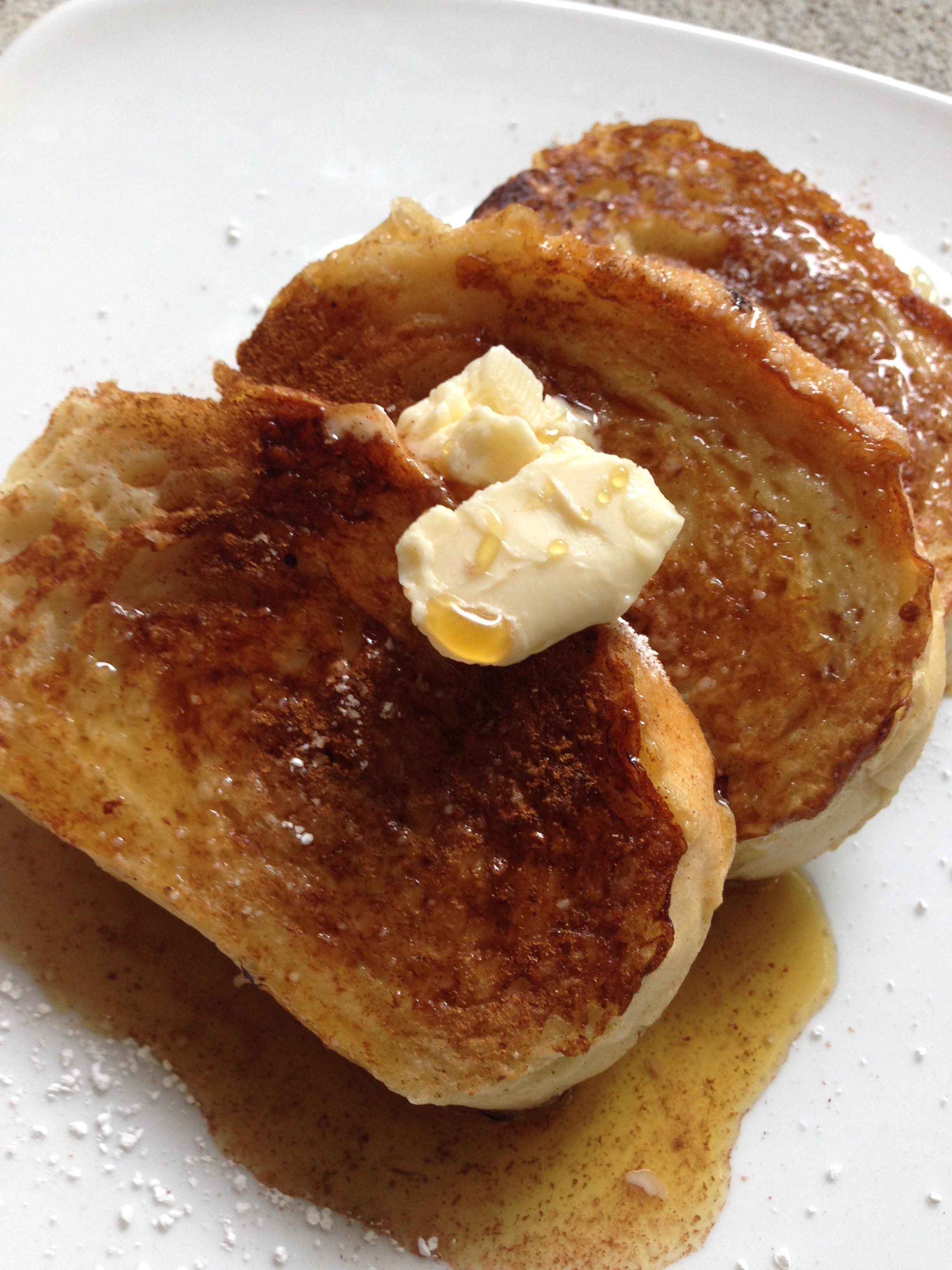 Vegan French Toast (Using Aquafaba)