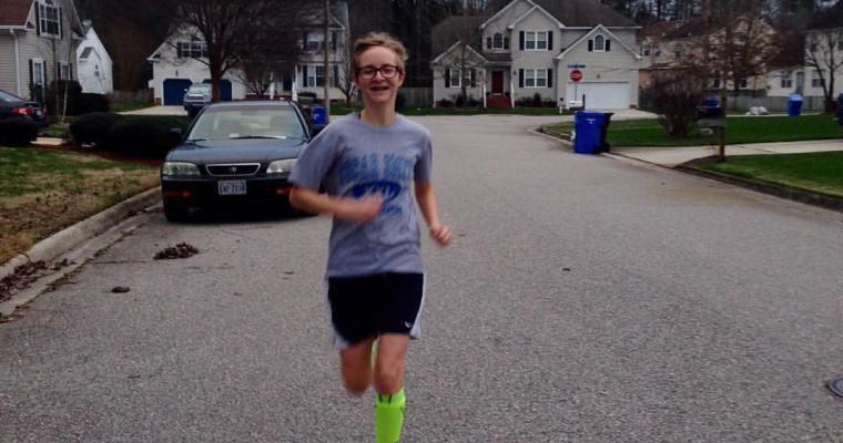 One Year of Running Everyday