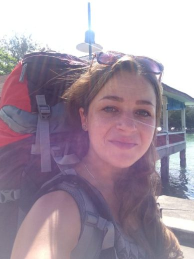 I love my Backpack! Thailand Land des Backpackers - Hippie in the Heart